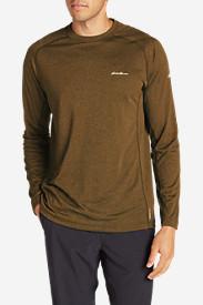 Men's Resolution Long-Sleeve T-Shirt in Orange