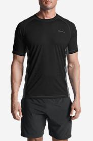 Men's Resolution Quantum Short-Sleeve T-Shirt in Black