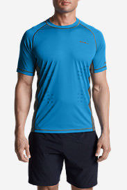Men's Resolution Quantum Short-Sleeve T-Shirt in Blue