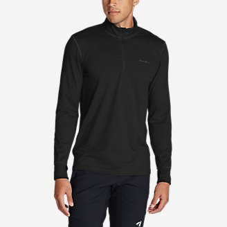 Men's Resolution IR 1/4-Zip in Black