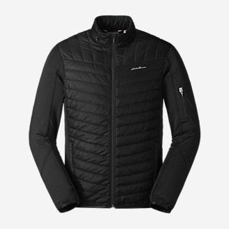 Men's IgniteLite Hybrid Jacket in Gray