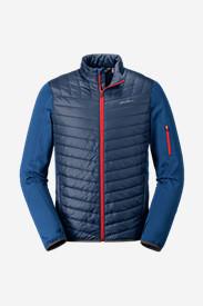 Men's IgniteLite Hybrid Jacket in Blue
