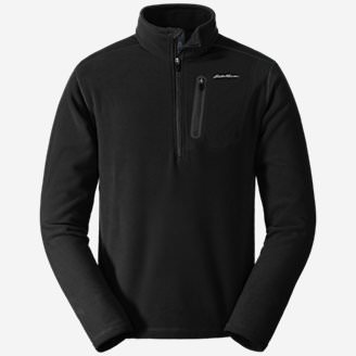 Men's Cloud Layer Pro 1/4-Zip Pullover in Gray