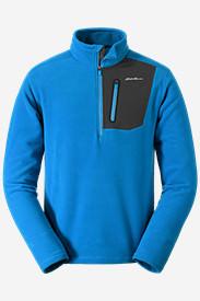 Men's Cloud Layer Pro 1/4-Zip Pullover in Blue