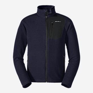 Men's Cloud Layer Pro Full-Zip Jacket in Blue
