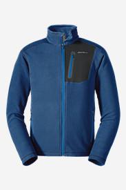 Men's Cloud Layer Pro Full-Zip Jacket in Blue