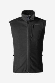 Men's Cloud Layer Pro Vest in Gray