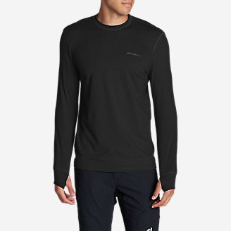 Men's Resolution IR Crew in Black