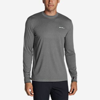 Men's Resolution IR Crew in Gray
