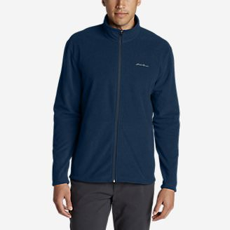 Men's Quest Fleece Full-Zip Jacket in Blue
