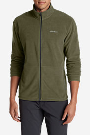 Men's Quest Fleece Full-Zip Jacket in Green