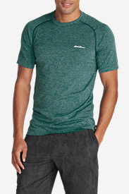Men's Resolution Flux Short-Sleeve T-Shirt in Green