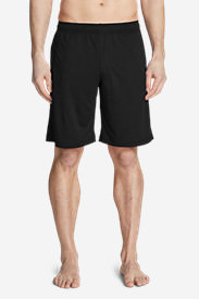 Men's Resolution Knit Shorts in Black
