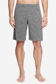 Men's Resolution Knit Shorts in Gray