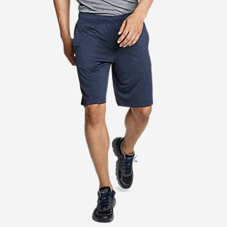 Men's Resolution Knit Shorts in Blue