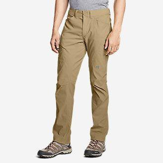 Men's Guide Pro Pants in Brown