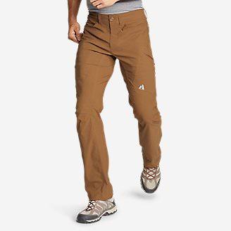 Men's Guide Pro Pants in Brown