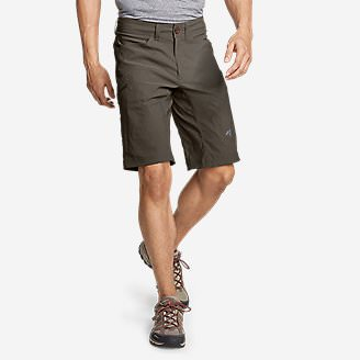 Men's Guide Pro Shorts Tall in Beige