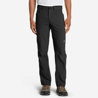 Men's Guide Pro Lined Pants in Black