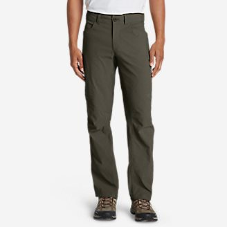 Men's Guide Pro Lined Pants in Green