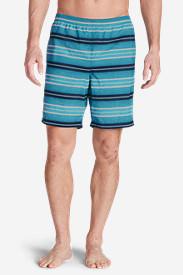 Men's Tidal II Shorts - Print in Blue