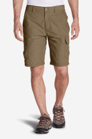 Men's Exploration 2.0 Shorts in Brown
