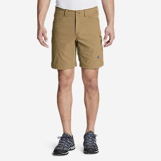 Men's Guide Pro Shorts - 9' in Brown