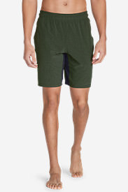 Men's Meridian Unlined Shorts - Solid in Green