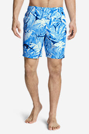 Men's Amphib Tidal Shorts - 8' in Blue