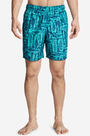 Men's Amphib Tidal Shorts - 8' in Green