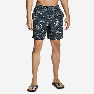 Men's Amphib Tidal Shorts - 8' in Gray