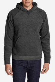 Men's Forest Ridge Fleece Pullover Hoodie in Gray