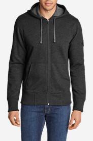 Men's Cascade Falls Full-Zip Hoodie in Gray