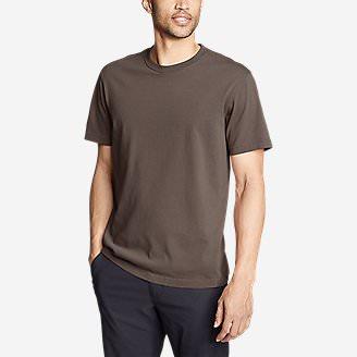 Men's Legend Wash Classic Pro Short-Sleeve T-Shirt in Gray