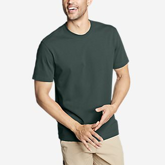 Men's Legend Wash Classic Pro Short-Sleeve T-Shirt in Green