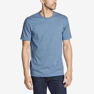 Men's Legend Wash Classic Pro Short-Sleeve T-Shirt in Blue