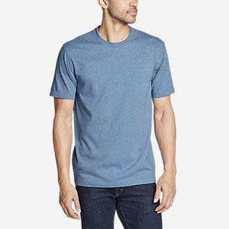 Men's Legend Wash Classic Pro Short-Sleeve T-Shirt in Blue