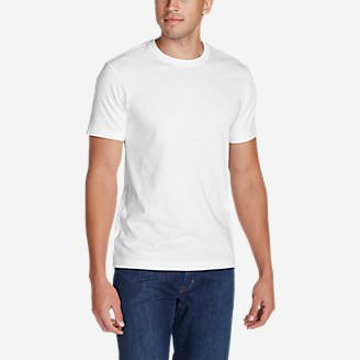 Men's Legend Wash Pro Short-Sleeve T-Shirt - Slim in White