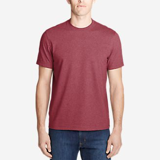 Men's Legend Wash Pro Short-Sleeve T-Shirt - Slim in Red