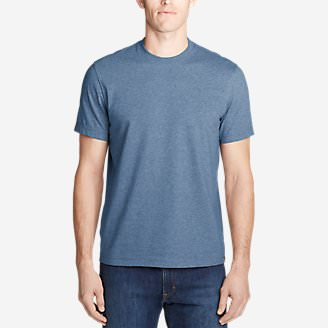Men's Legend Wash Pro Short-Sleeve T-Shirt - Slim in Blue