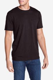 Men's Legend Wash Short-Sleeve Pocket T-Shirt - Classic Fit in Purple