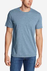 Men's Legend Wash Short-Sleeve Pocket T-Shirt - Classic Fit in Blue