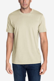 Men's Legend Wash Short-Sleeve T-Shirt - Classic Fit Tall in Beige