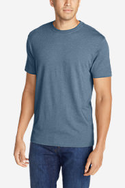 Men's Legend Wash Short-Sleeve T-Shirt - Classic Fit in Blue