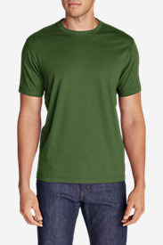 Men's Legend Wash Short-Sleeve T-Shirt - Classic Fit Tall in Green