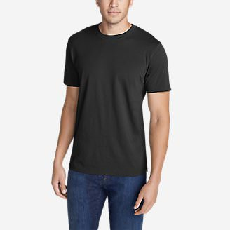Men's Legend Wash Short-Sleeve T-Shirt - Slim Fit in Black