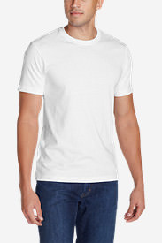 Men's Legend Wash Short-Sleeve T-Shirt - Slim Fit in White