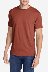 Men's Legend Wash Short-Sleeve T-Shirt - Slim Fit in Brown