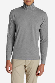 Men's Lookout Turtleneck in Gray