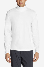 Men's Lookout Turtleneck in White